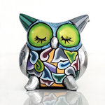 HIBOU META S ARGENT SILVER LINE