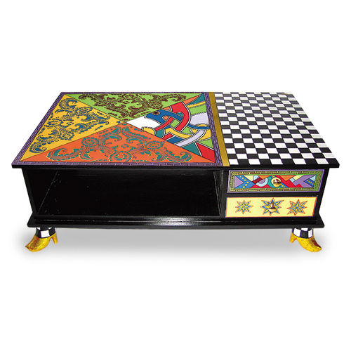 TABLE BASSE DRAG RECTANGULAIRE  - TOM'S DRAG